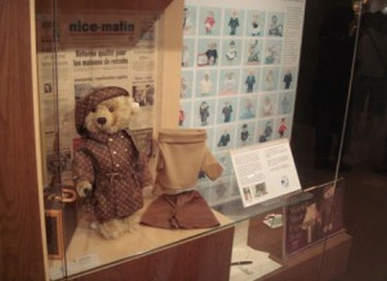 Steiff most expensive teddy bear