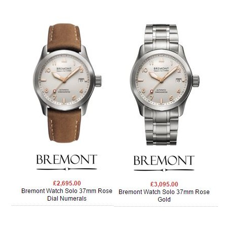 Bremont Watches For Women