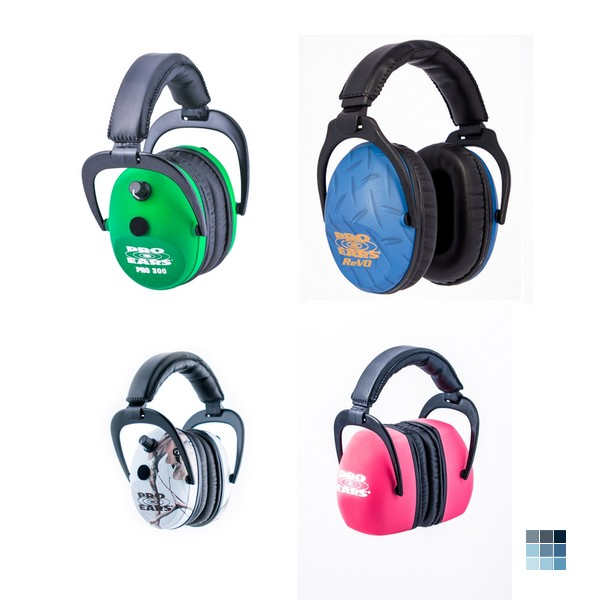pro ears electronic hearing protection