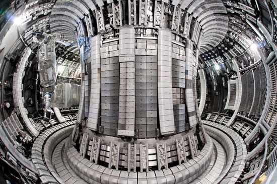 ITER (International Thermonuclear Experimental Reactor),
